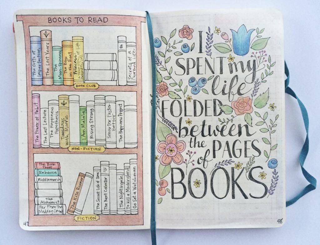 5.1-Books-thebulletjournaladdict